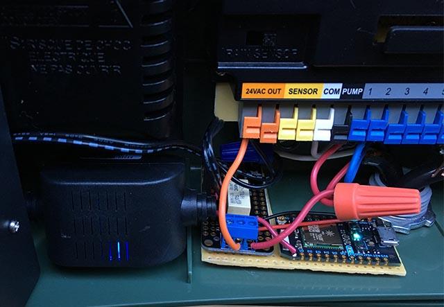 The Particle Photon Wi-Fi development board
