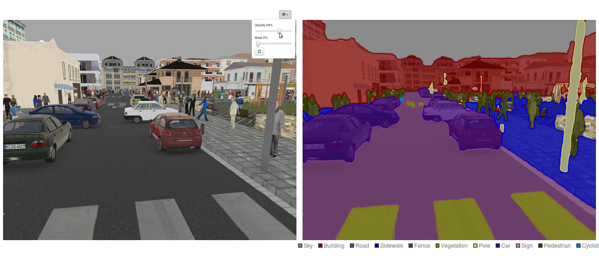 Image Segmentation Using DIGITS 5