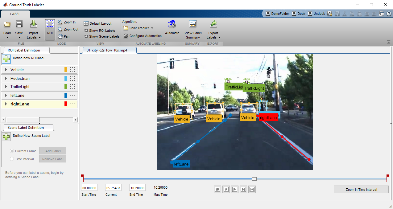 Deep Learning for Automated Driving with MATLAB | NVIDIA