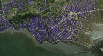 SpaceNet Aerial Imagery