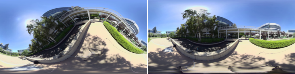 Calibrating Stitched Videos with VRWorks 360 Video SDK | NVIDIA