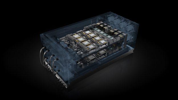 HGX-2 V100 Server