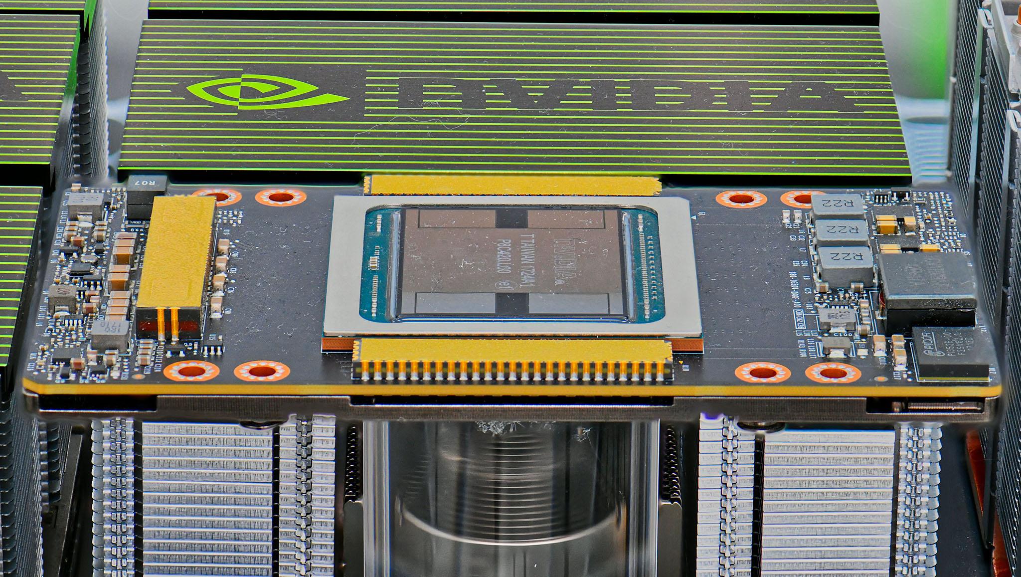 Volta Tensor Core Gpu Achieves New Ai Performance Milestones In Figure 2 Well Than The First Circuit Nvidia Developer Blog
