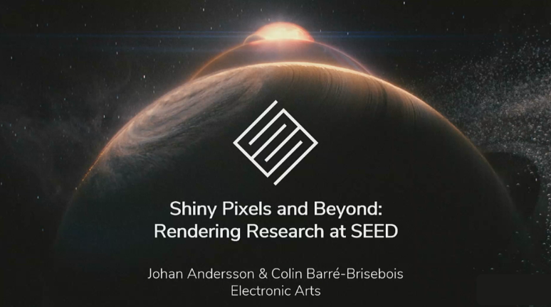 Video Series: Shiny Pixels and Beyond: Real-Time Ray Tracing