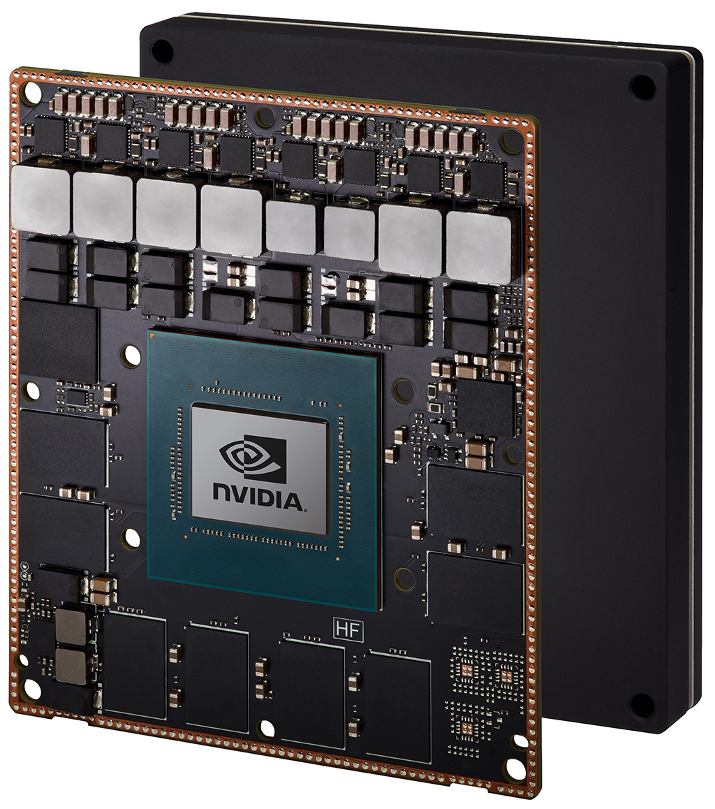 NVIDIA Jetson AGX Xavier Delivers 32 TeraOps for New Era of