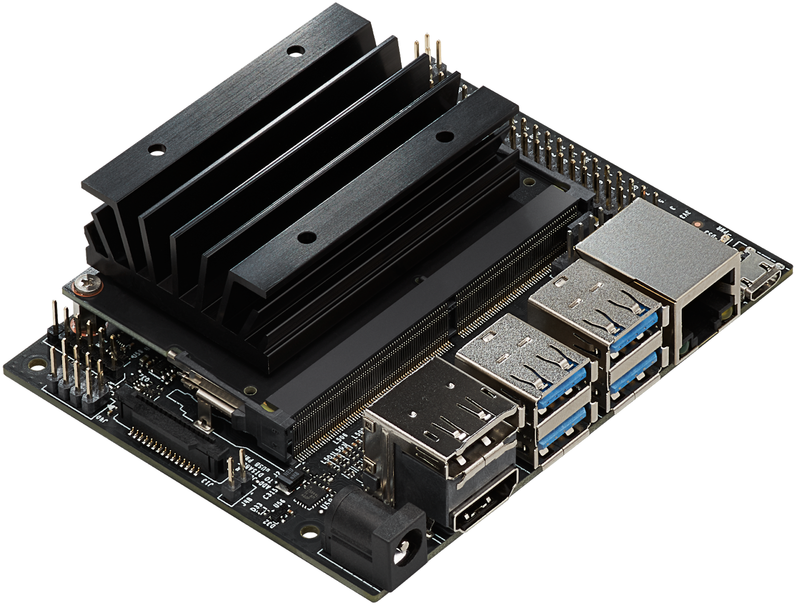 Jetson Nano Brings AI Computing to Everyone | NVIDIA Developer Blog