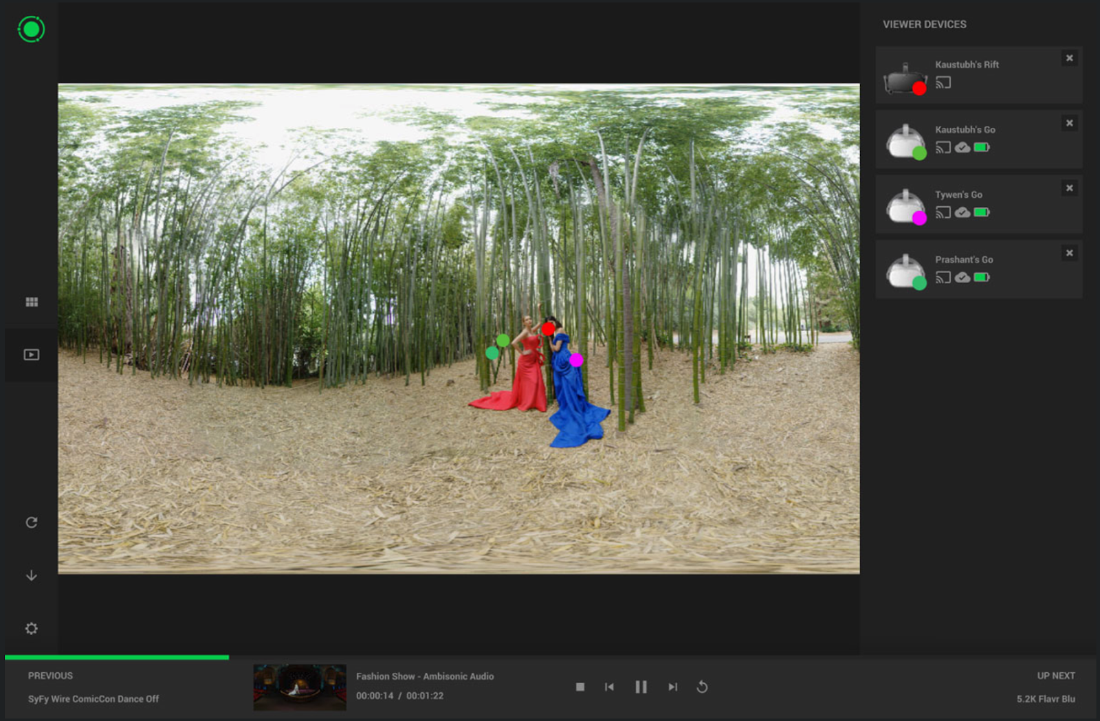 Using VRworks in the Cloud with Pixvana SPIN Studio | NVIDIA