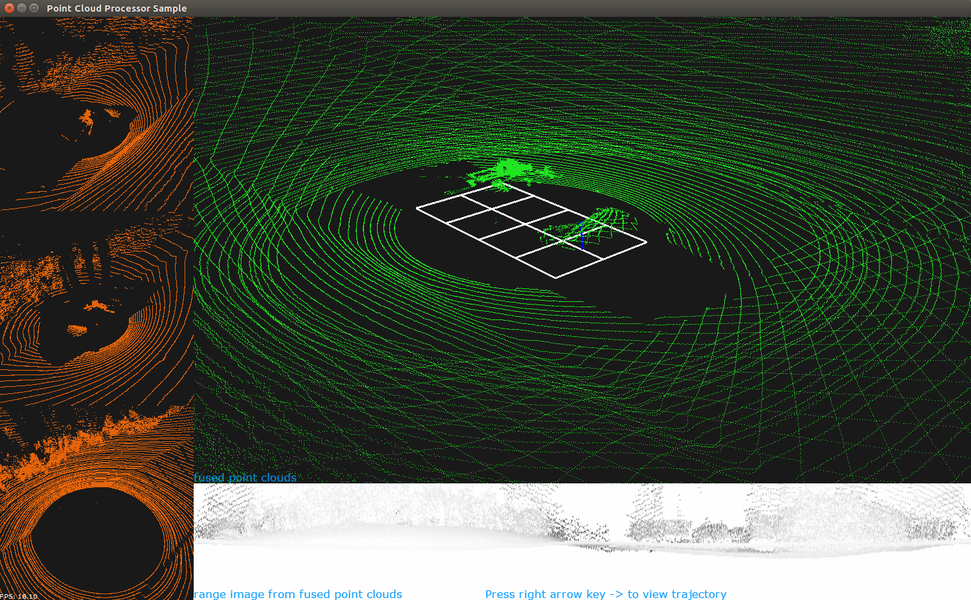 Point Cloud Processing with NVIDIA DriveWorks SDK | NVIDIA