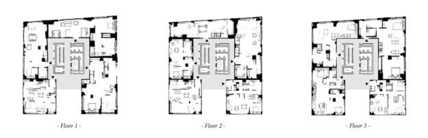 Model III output with furnishing image
