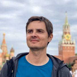 Nikolay Sakharnykh